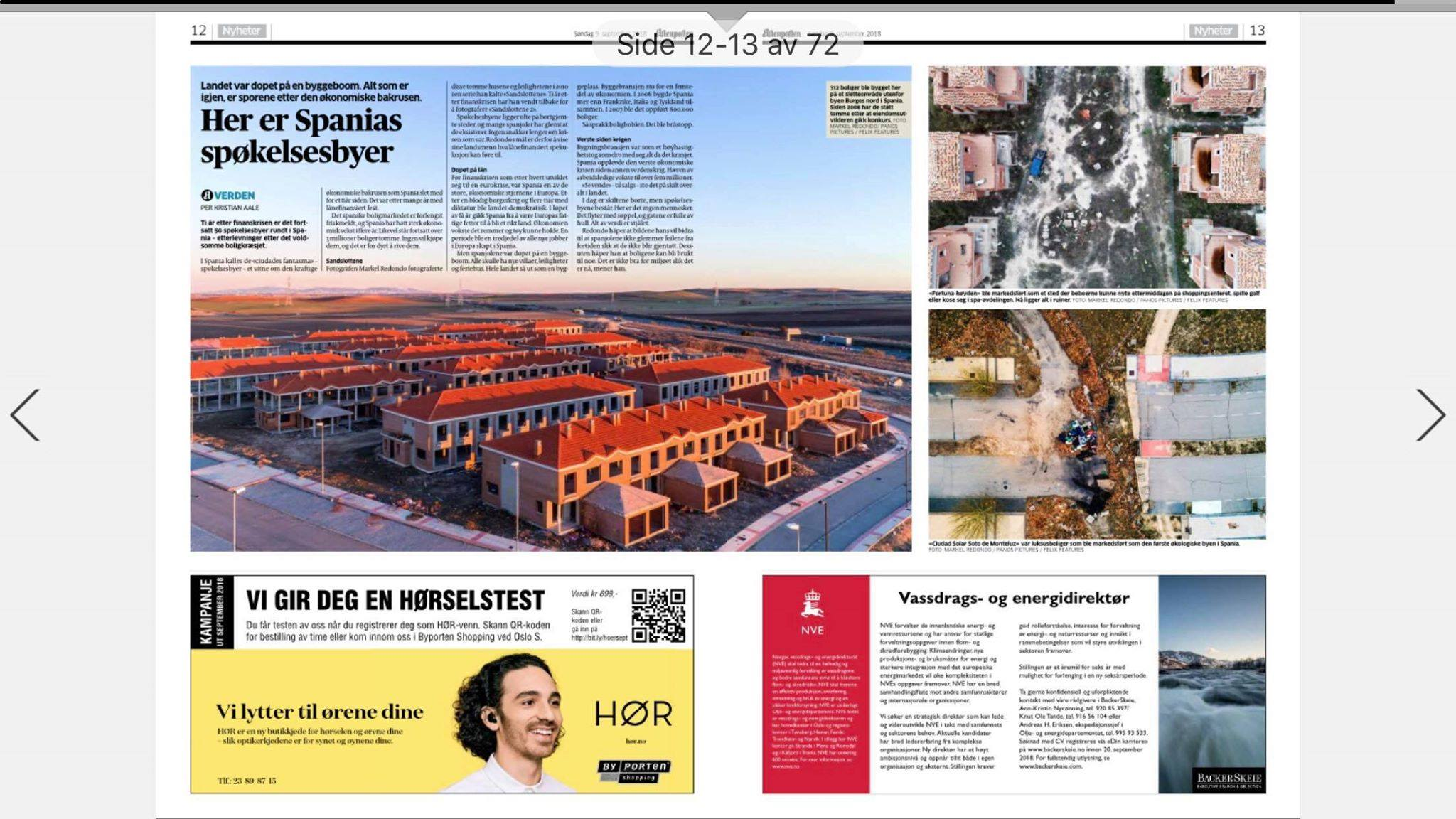Aftenposten_Norway_September_2018