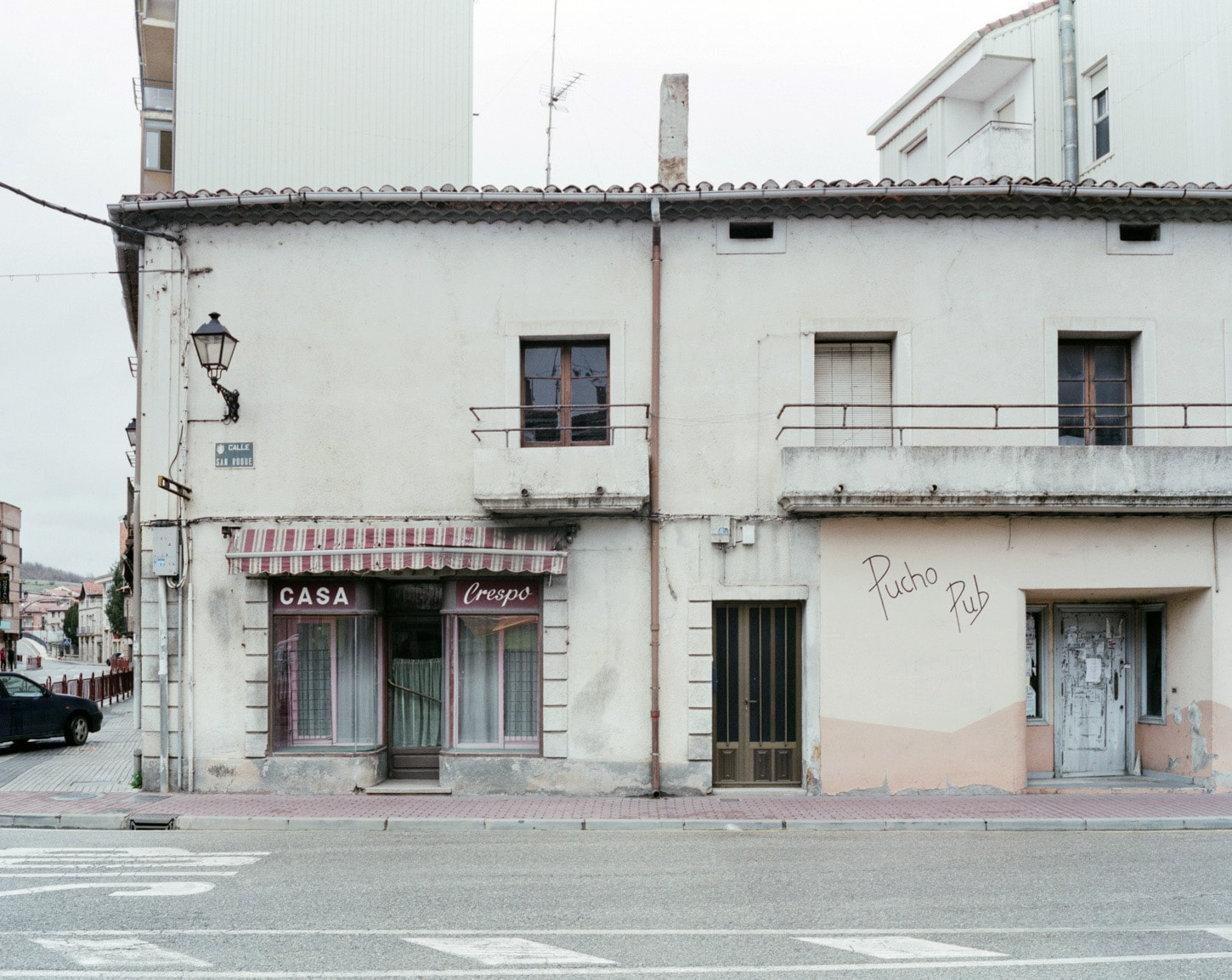 Abandoned businesses in Salas de Los Infantes