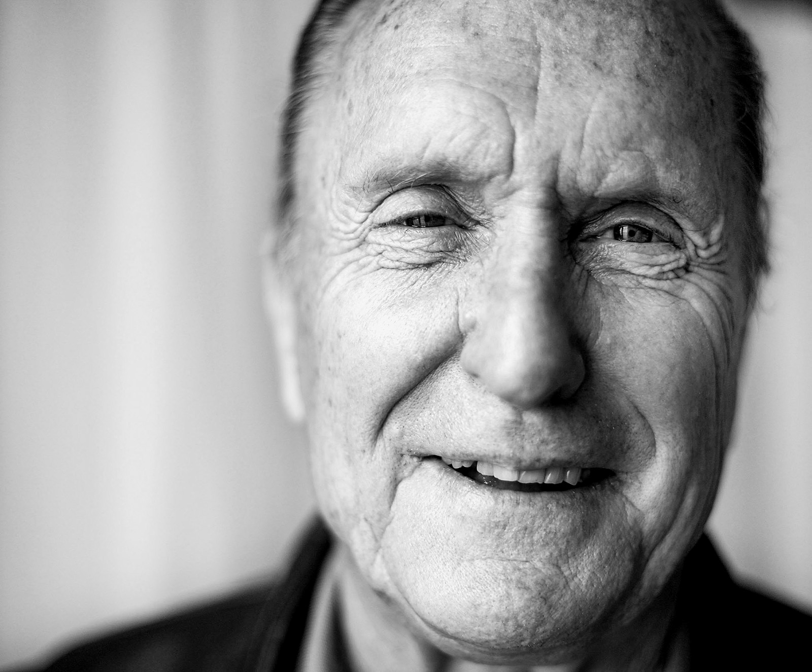 Robert Duvall Portrait photo