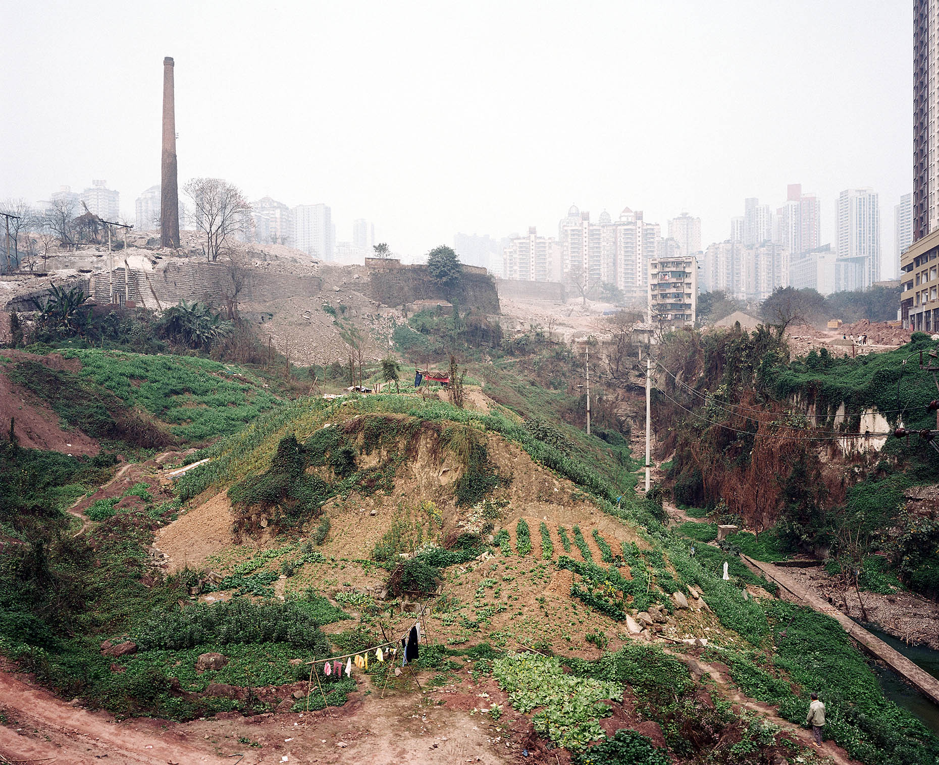 China urbanization landscape photography