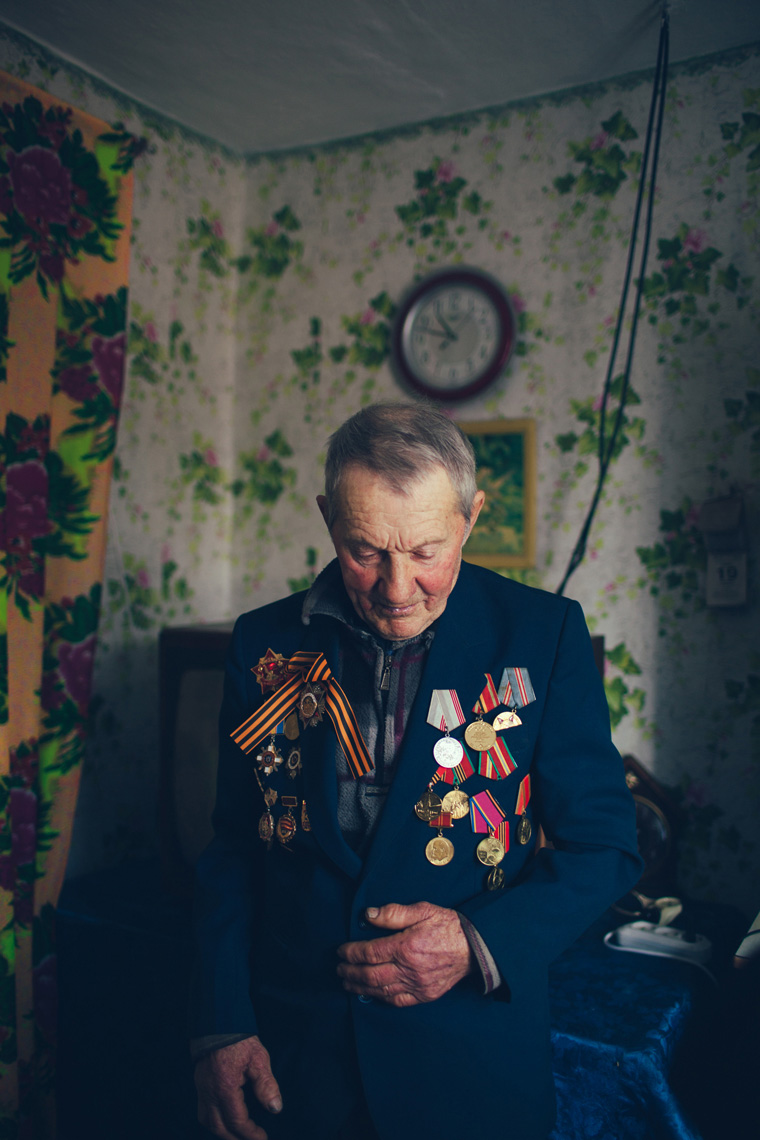 Holocaust witness Ukraine